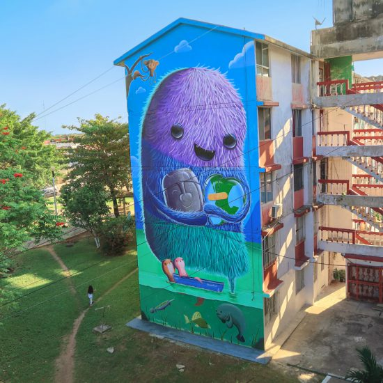 Street Artist in Berlin | Street Muralist