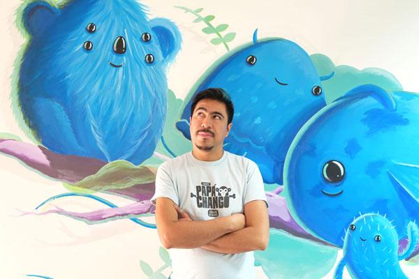 Street Artist and Illustrator in Berlin